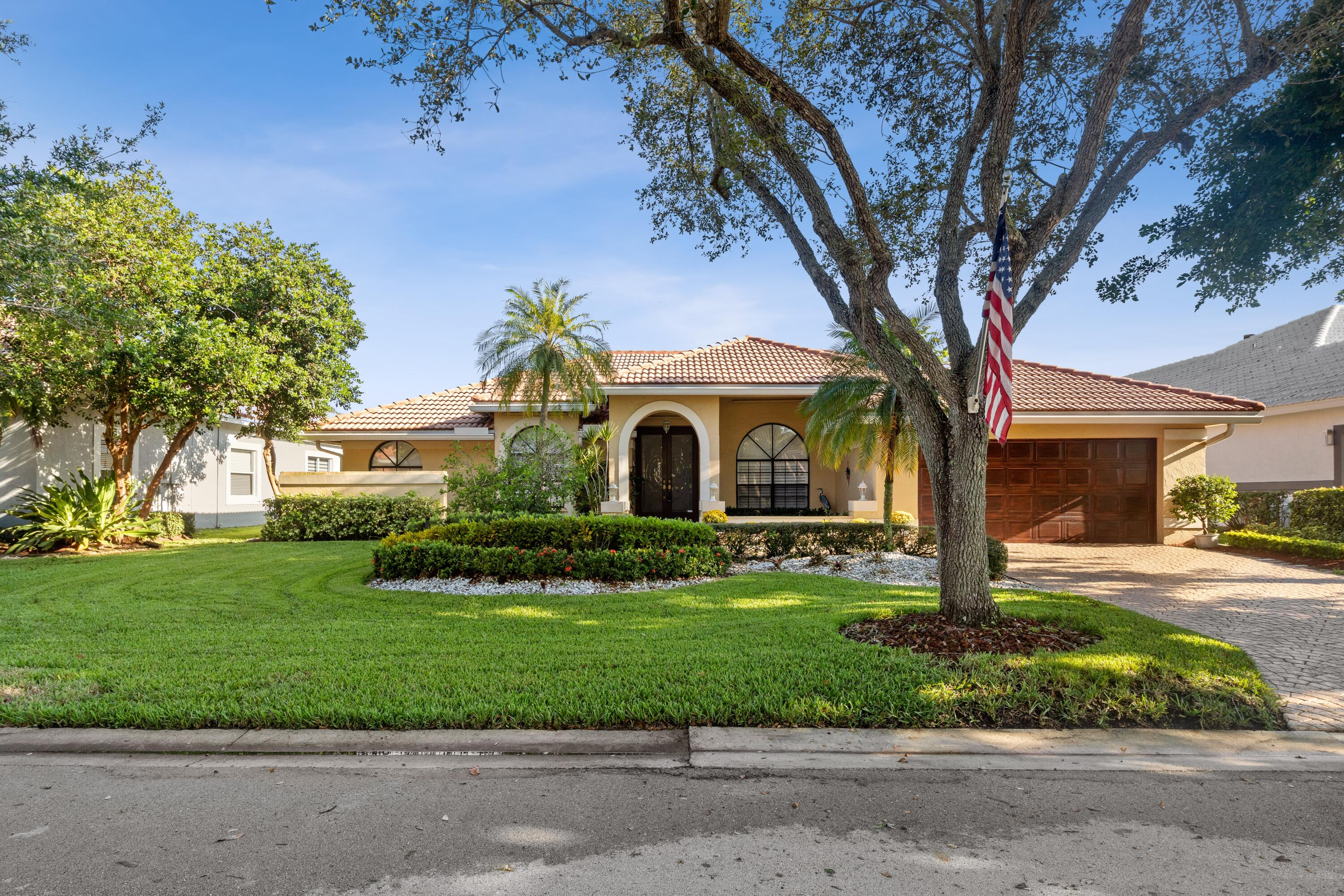 Home for sale in Eagle Trace Coral Springs Florida