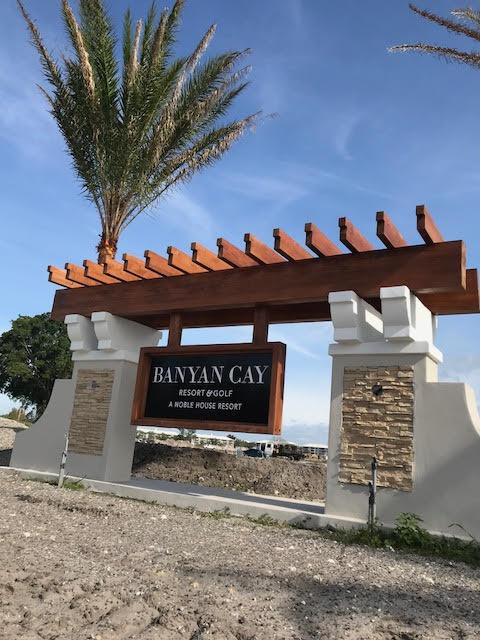 Banyan Cay_Entrance