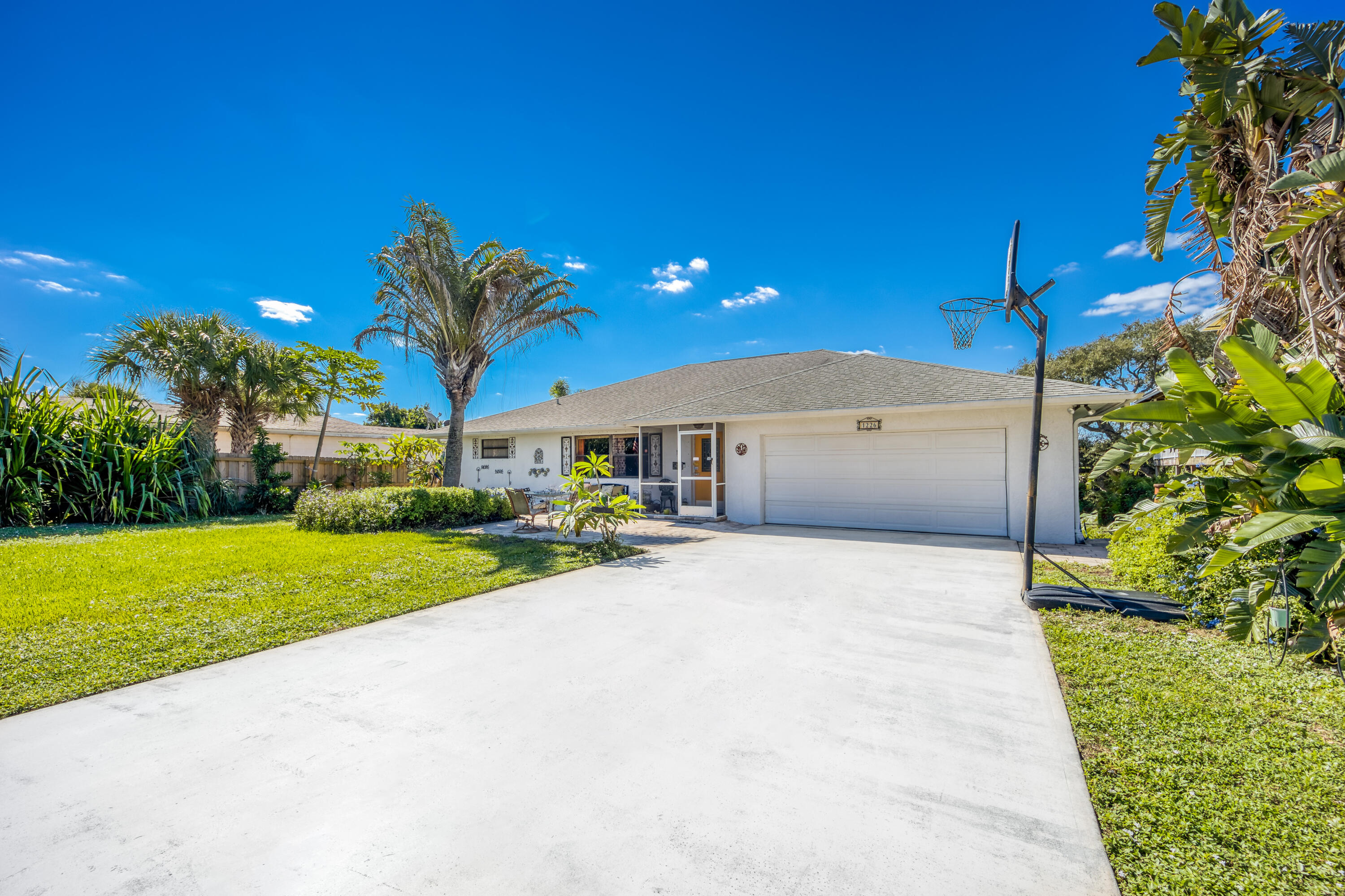 Home for sale in SKYLINE PARK FIRST ADDITION TO Jensen Beach Florida