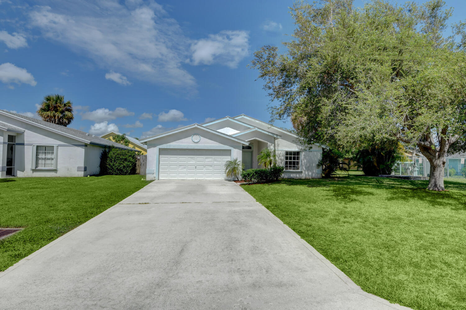 Don't miss this Cute & Cozy CBS 3/2/2 pool home. Located in the very popular Palm Beach Heights area of Jupiter.  This homes features remodeled Kitchen & baths, newer appliances, Tile & Laminated Flooring, new A/C, Metal Roof, Screened Patio, and fenced yard. There is no HOA. A rated schools, Just a short distance from Abacoa's public golf course, Baseball Stadium, FAU college, Dining and shopping. This home will not last come see it today!