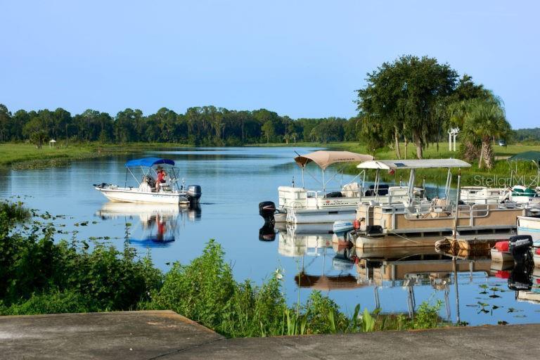 Indian Lake Boating