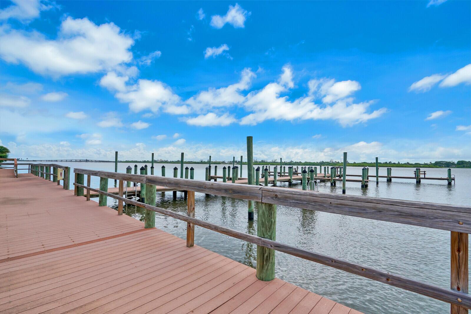 Intracoastal Waterway_President Dock