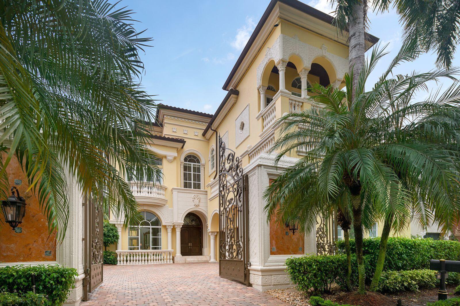Home for sale in Mizner Village Boca Raton Florida