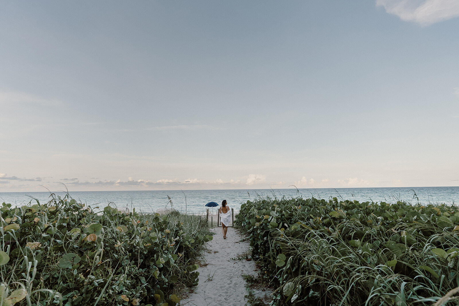 AMBASSADOR BEACH ENTRANCE