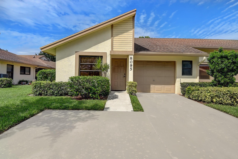 8095 Windgate Drive Boca Raton, FL 33496