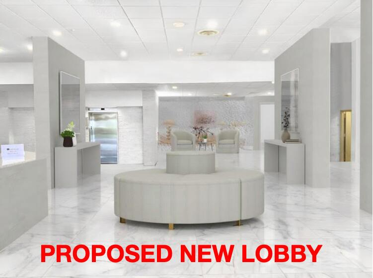 PROPOSED NEW LOBBY