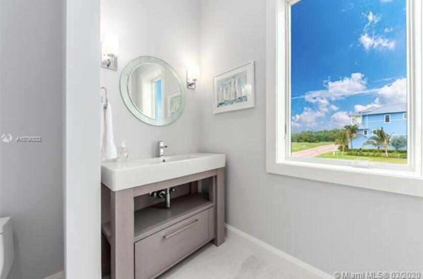 Half Bathroom 2nd Floor