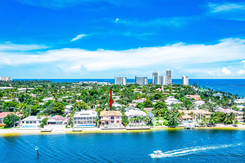 Aerial View_Private Beach