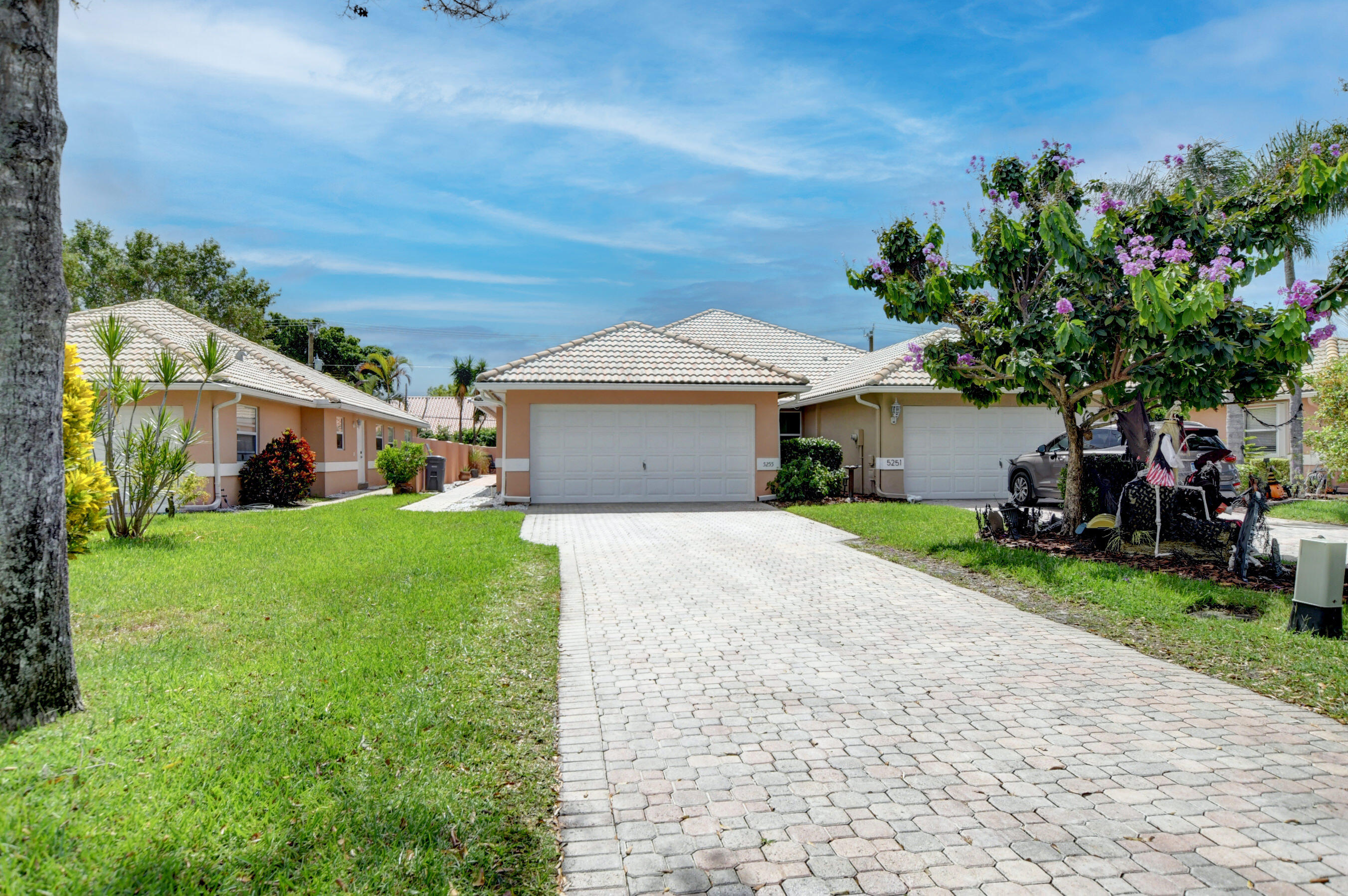 Home for sale in Tropical Lakes Delray Beach Florida