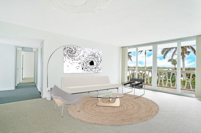 Living Room_virtual staging