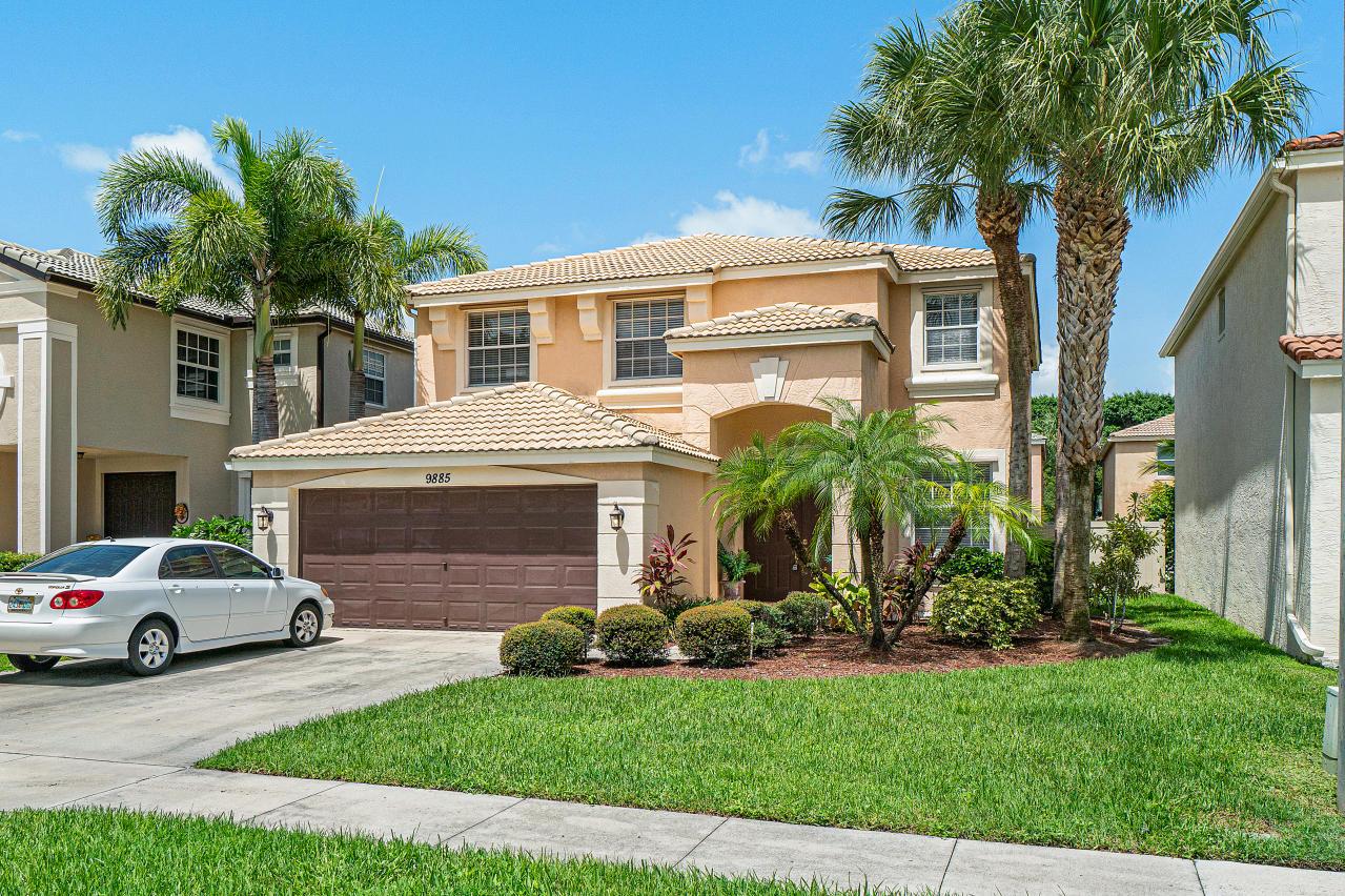 9885 Woodworth Court  Wellington, FL 33414