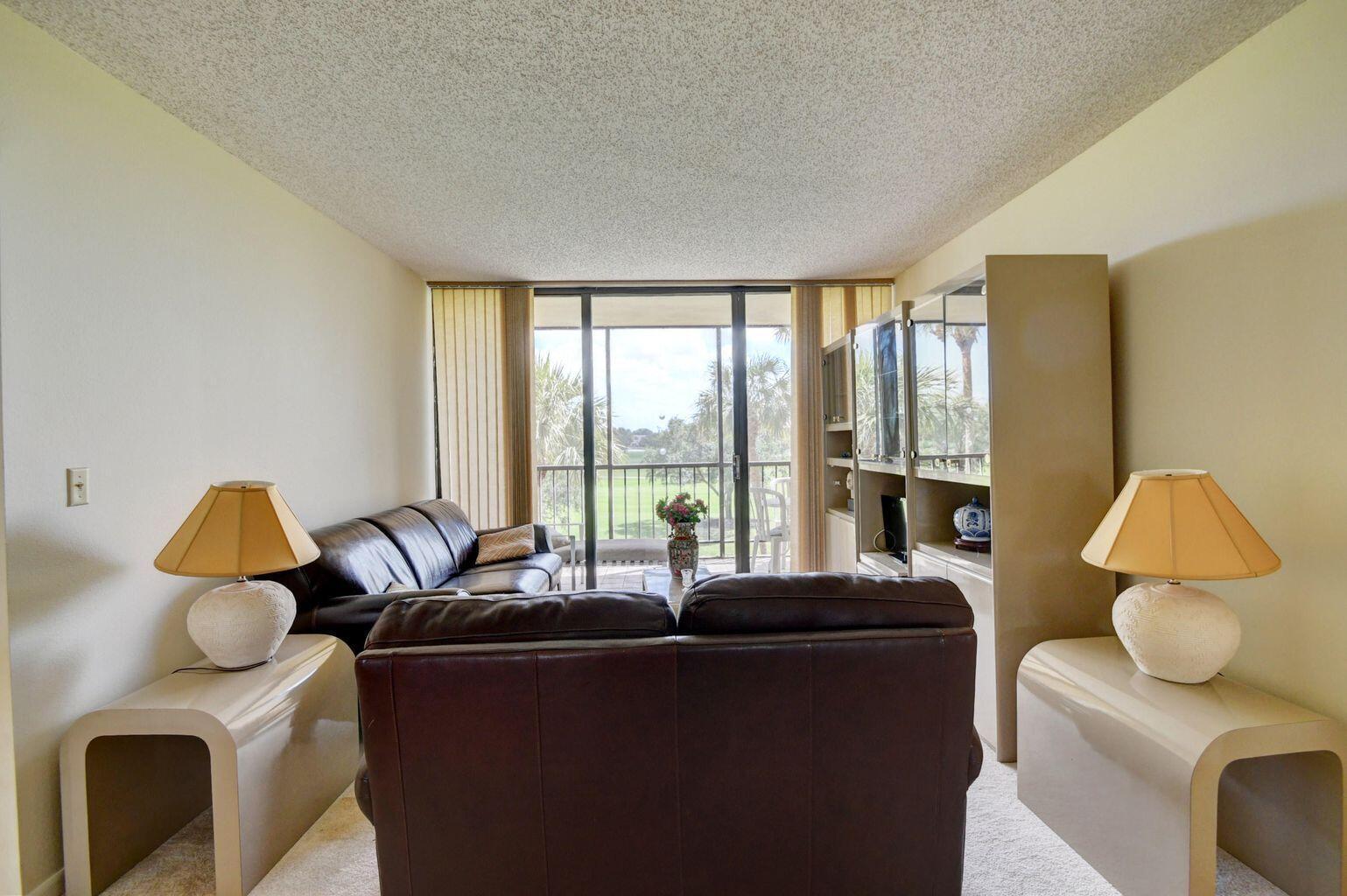 3036 - Living Room Overlooking Golf View