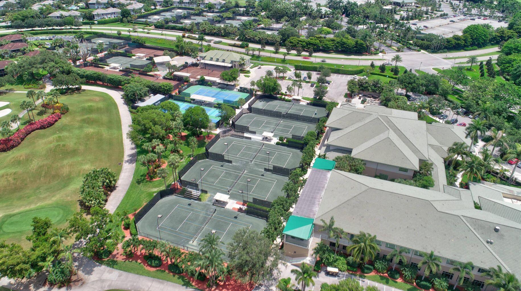 Boca West - Tennis Courts