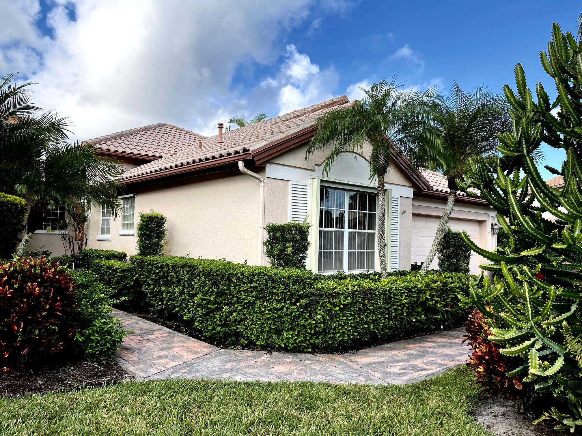 Home for sale in PGA RESORT COMMUNITY OF AUGUSTA AT EAGLETON Palm Beach Gardens Florida