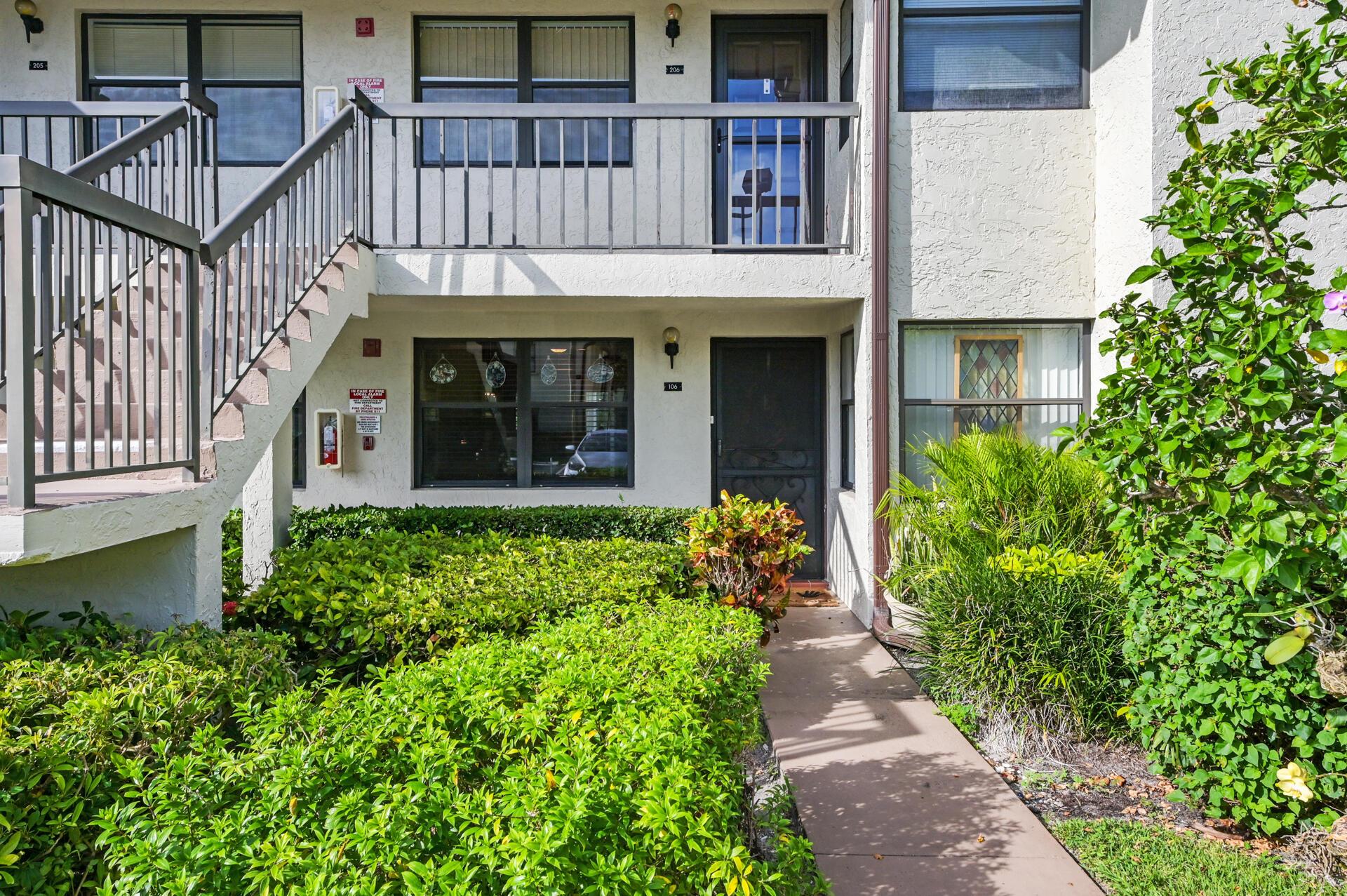 7641 Tahiti Lane 106 Lake Worth, FL 33467 photo 1
