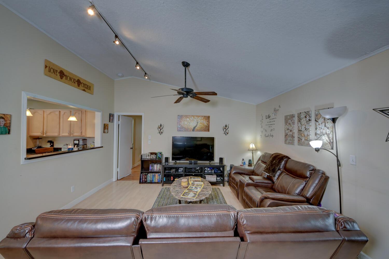 Open Floor Plan - Living Room