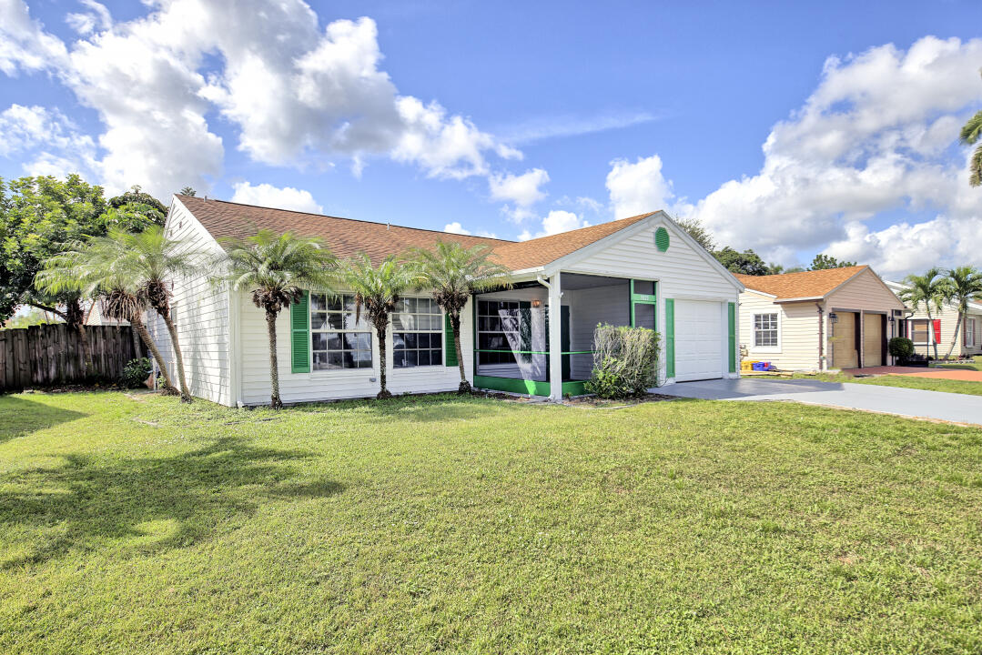 Home for sale in COUNTRYWOOD 3 Lake Worth Florida