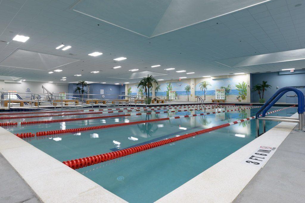 KP Indoor Pool