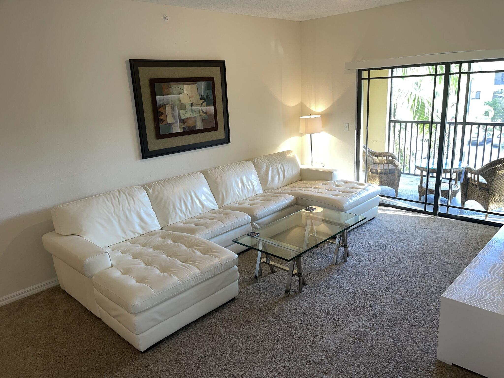 Beautifully Furnished 3 Bedroom 2 Bath Condo in a Gated Community in Palm Beach Gardens. Call Akin to view this property.