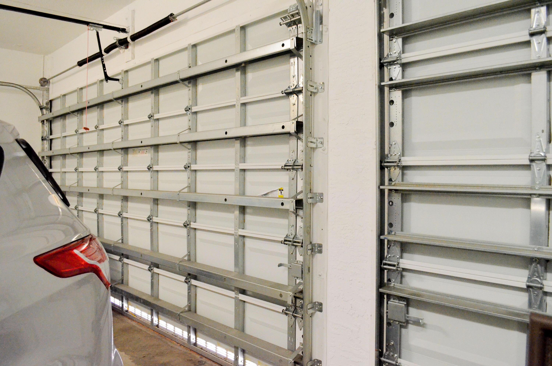 Reinforced Garage Doors