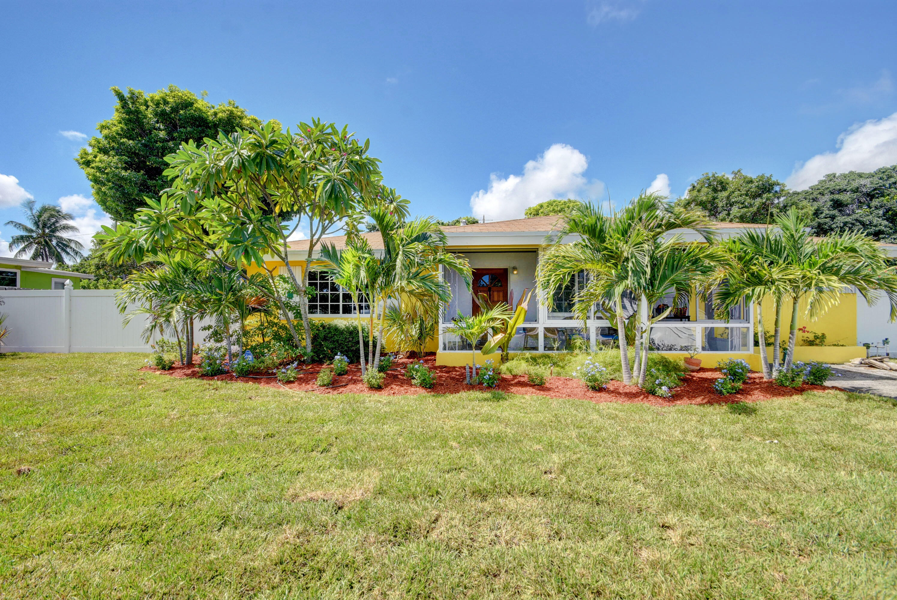 Home for sale in Oceola Park Delray Beach Florida