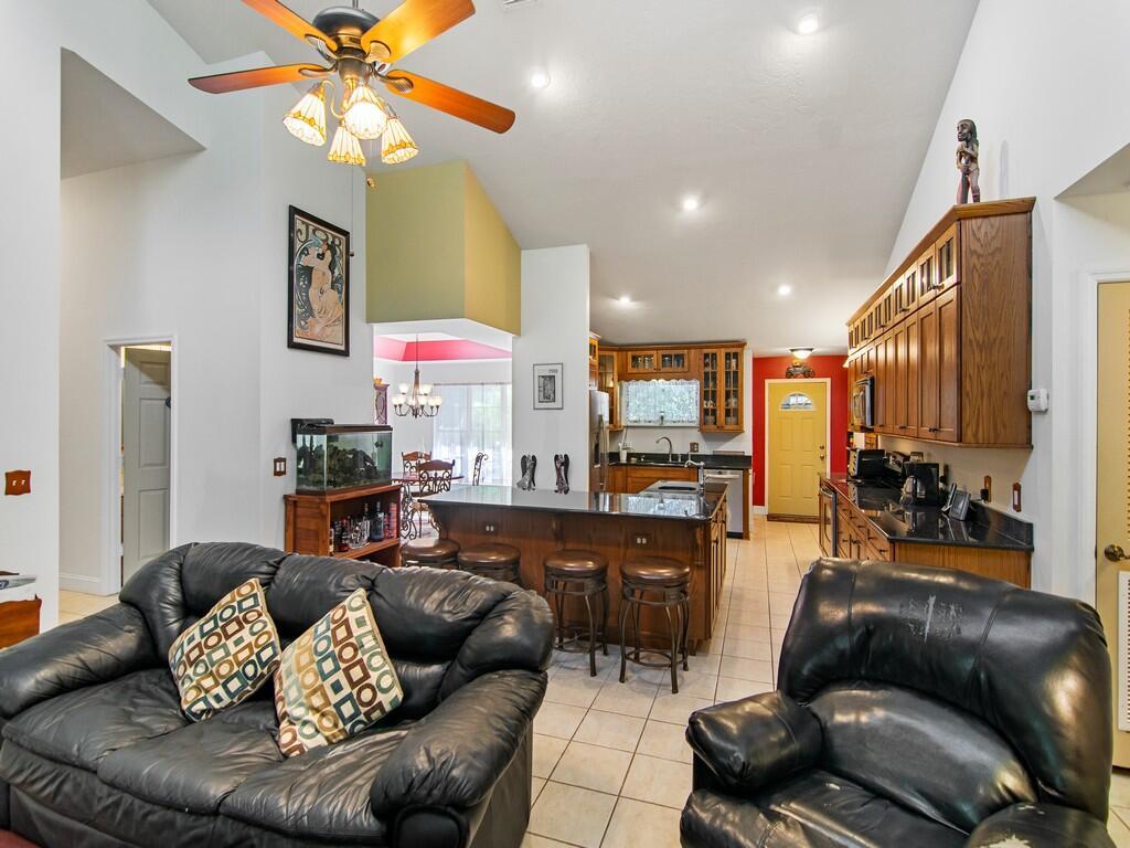 great room - kitchen 2