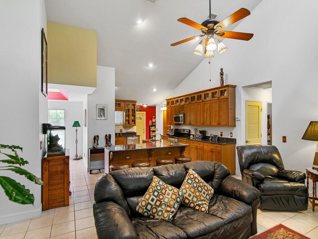 great room - kitchen 1