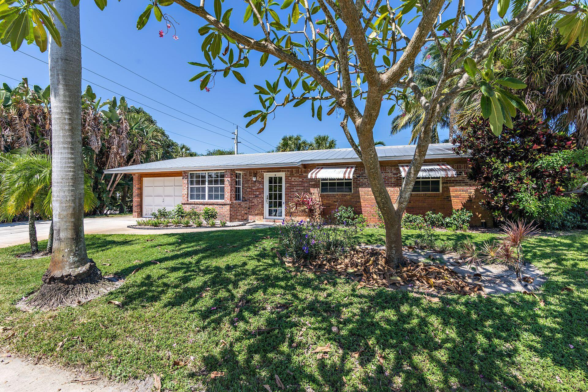 Home for sale in RIDGEWOOD HOMES Tequesta Florida