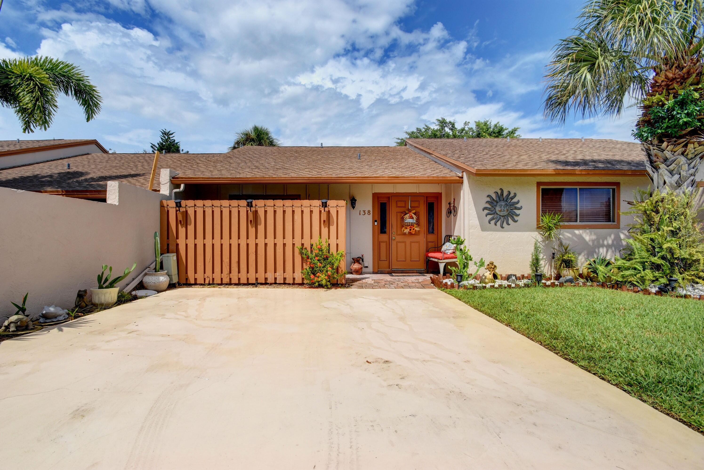 Home for sale in CHRISTIAN VILLAS 2 Boynton Beach Florida
