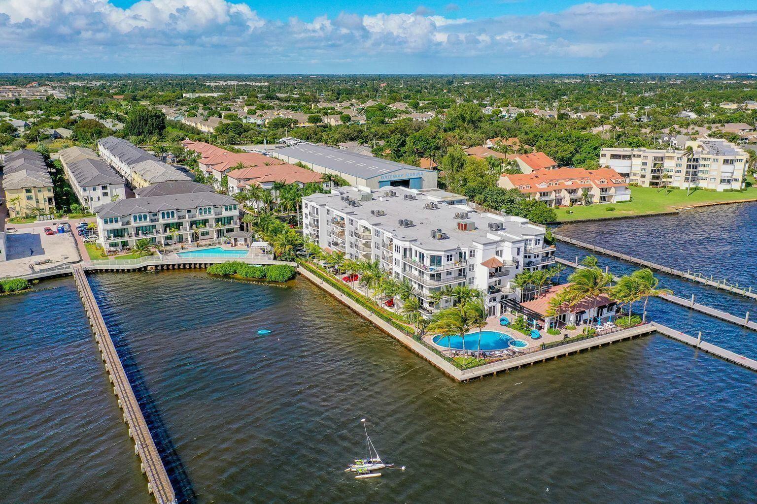 Home for sale in Peninsula On The Intracoastal Condo Boynton Beach Florida