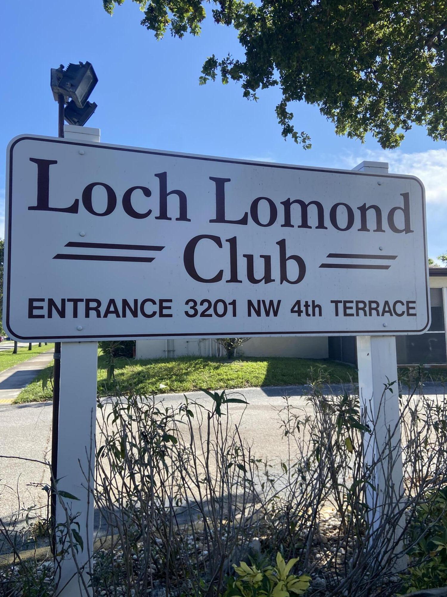 Home for sale in Loch Lomand Pompano Beach Florida