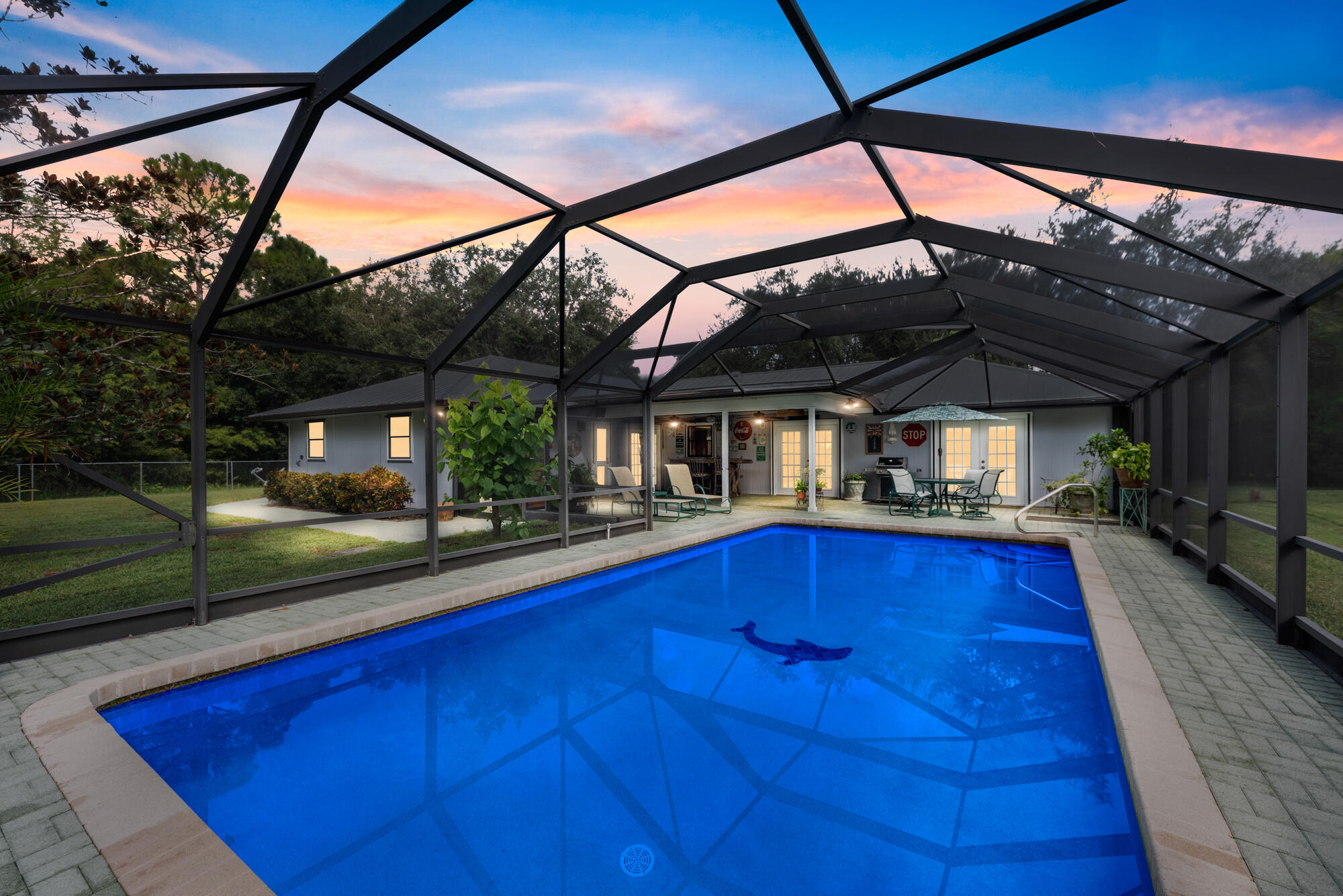 Home for sale in TROPICAL ESTATES SECTION FOUR Stuart Florida
