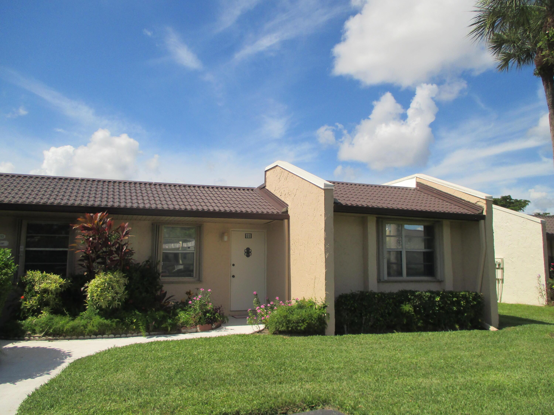 111 Lake Meryl Drive  West Palm Beach FL 33411