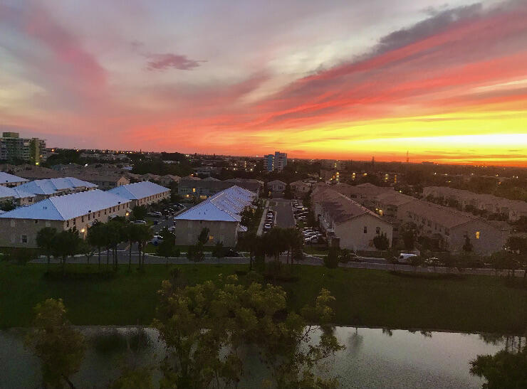 Sunset @810