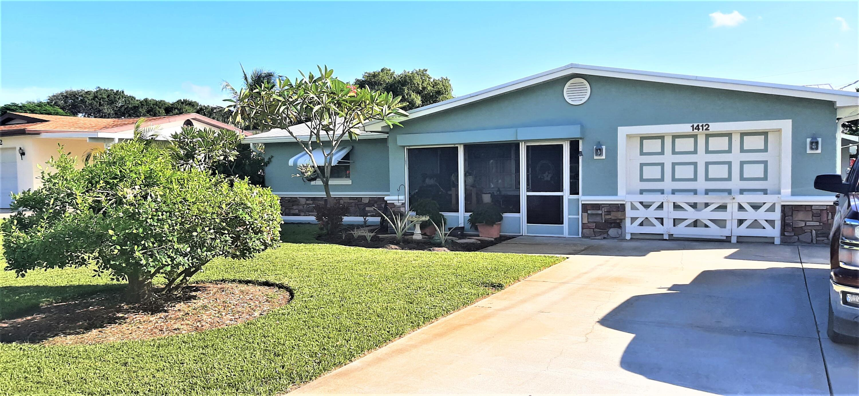 Home for sale in HURCHANICK HEIGHTS MINOR PLAT Jensen Beach Florida