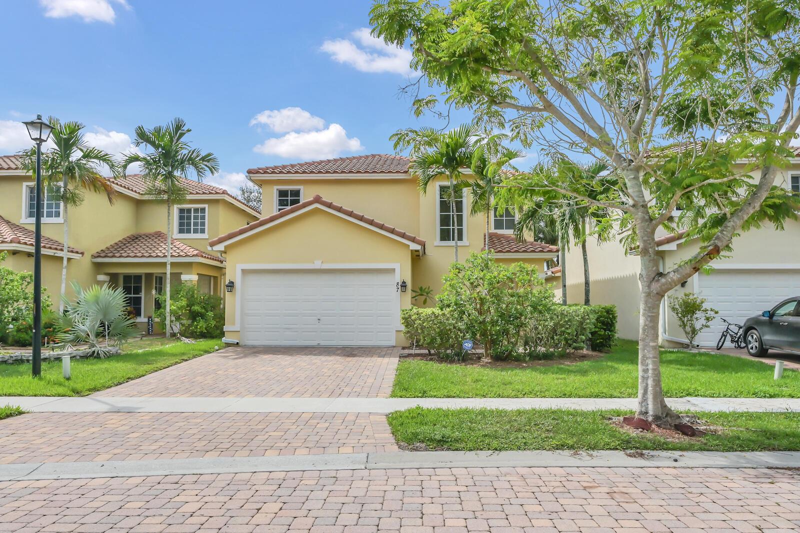 87 Atwell Drive West Palm Beach, FL 33411