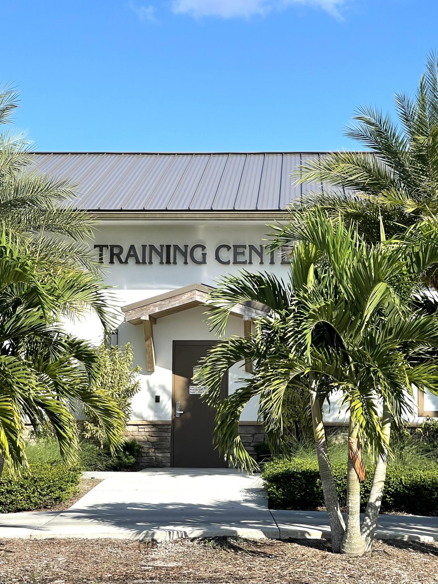 Sand Hill Crane Training Center