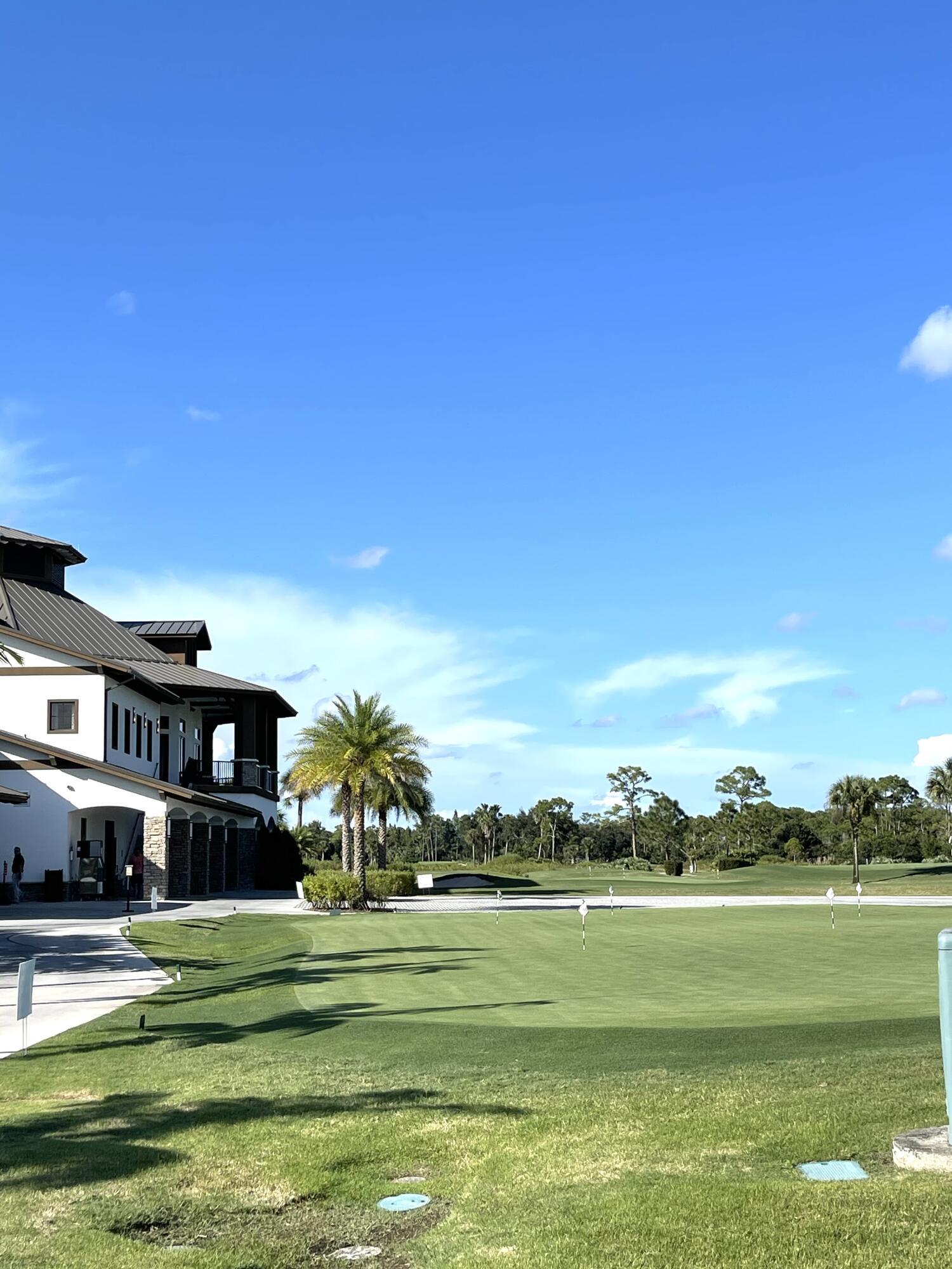 Sand Hill Crane Golf
