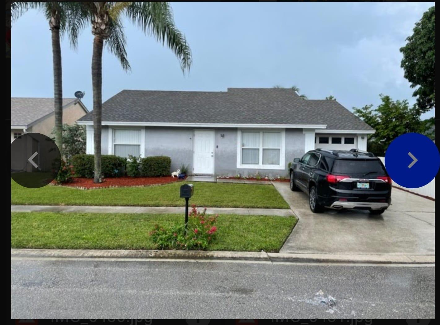 Home for sale in LEE ESTATES PL 5 Lake Worth Florida