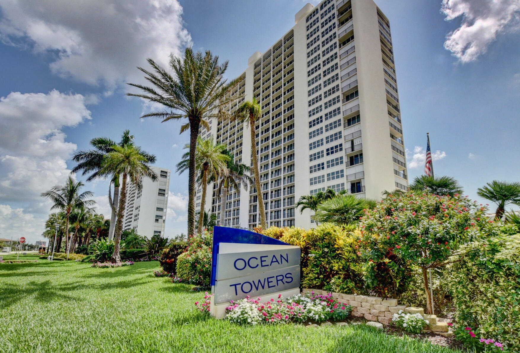 Home for sale in Ocean Towers Boca Raton Florida