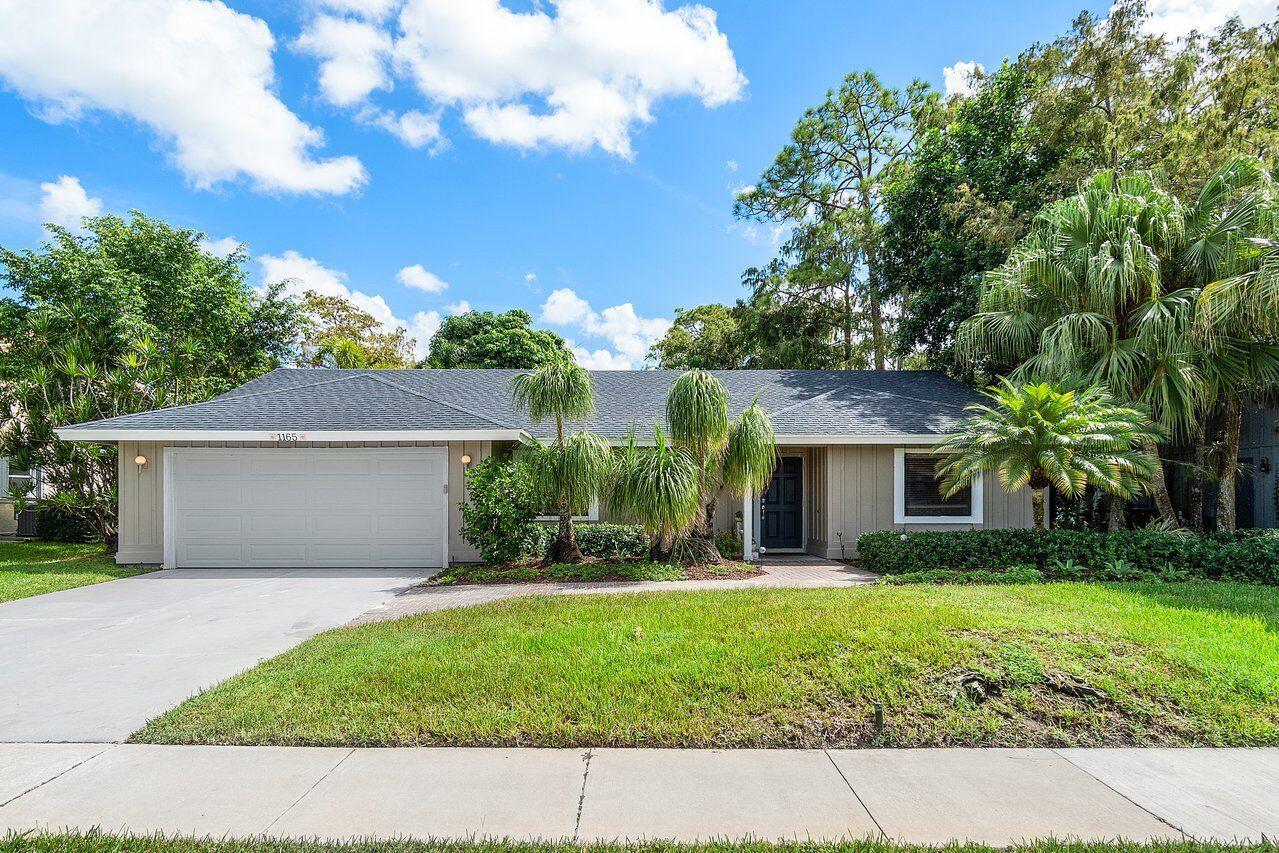 1165 Raintree Lane  Wellington FL 33414