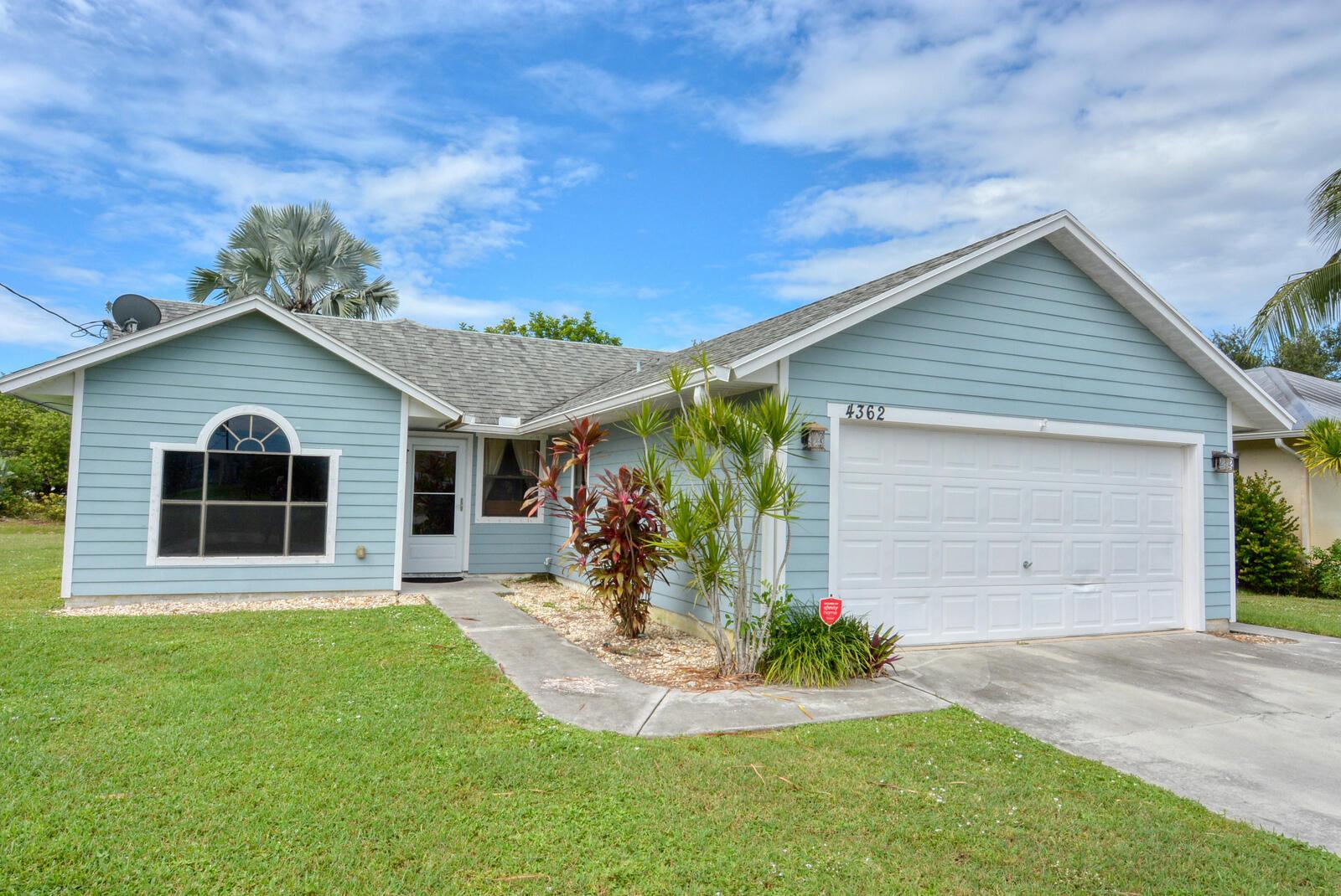 4362 SW Paley Road, Port Saint Lucie, FL 34953