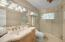 guest bathroom renovated