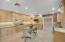 Renovated kitchen, undermount lighting