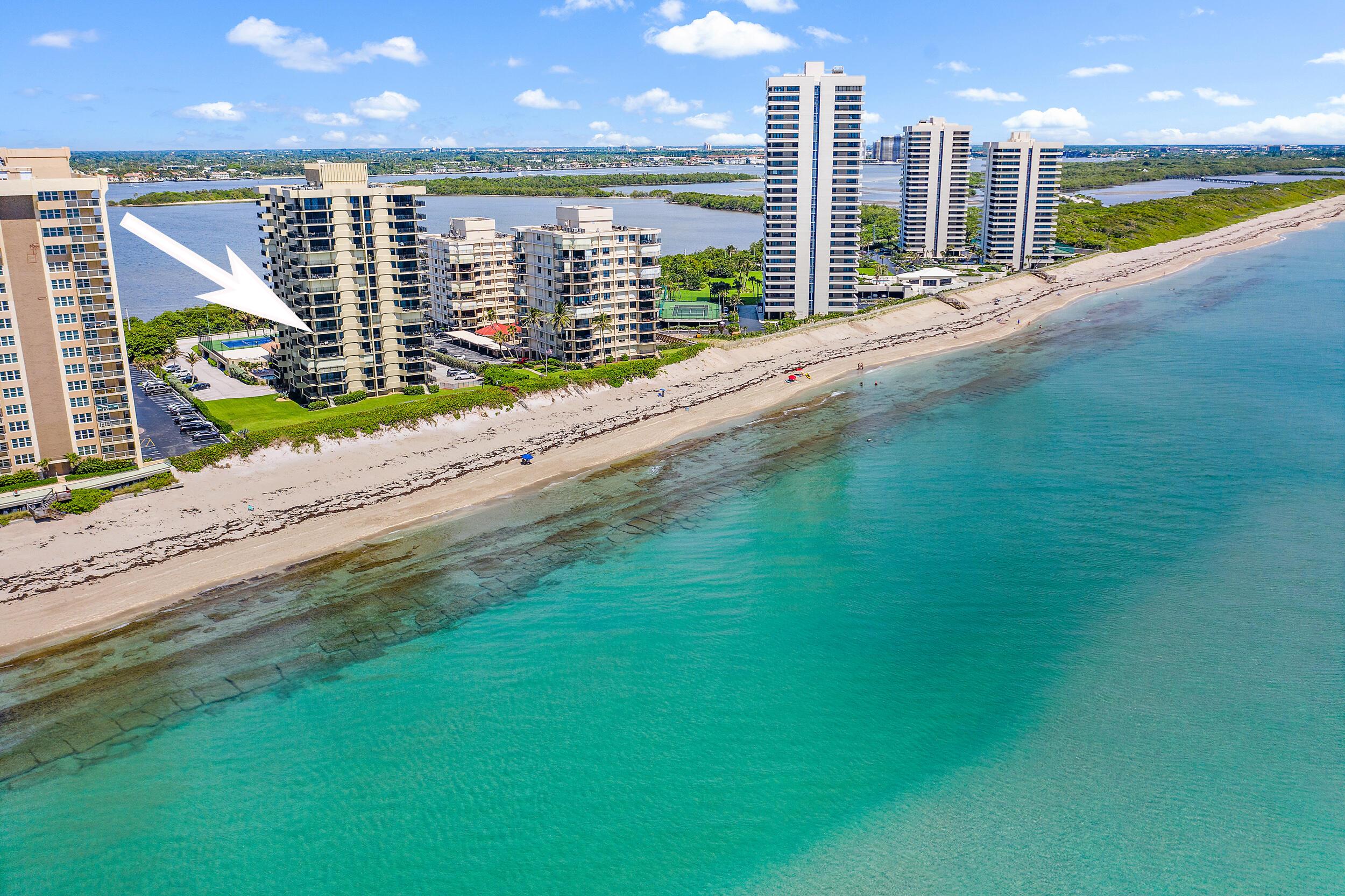 5460 N Ocean Drive 6b  Singer Island FL 33404