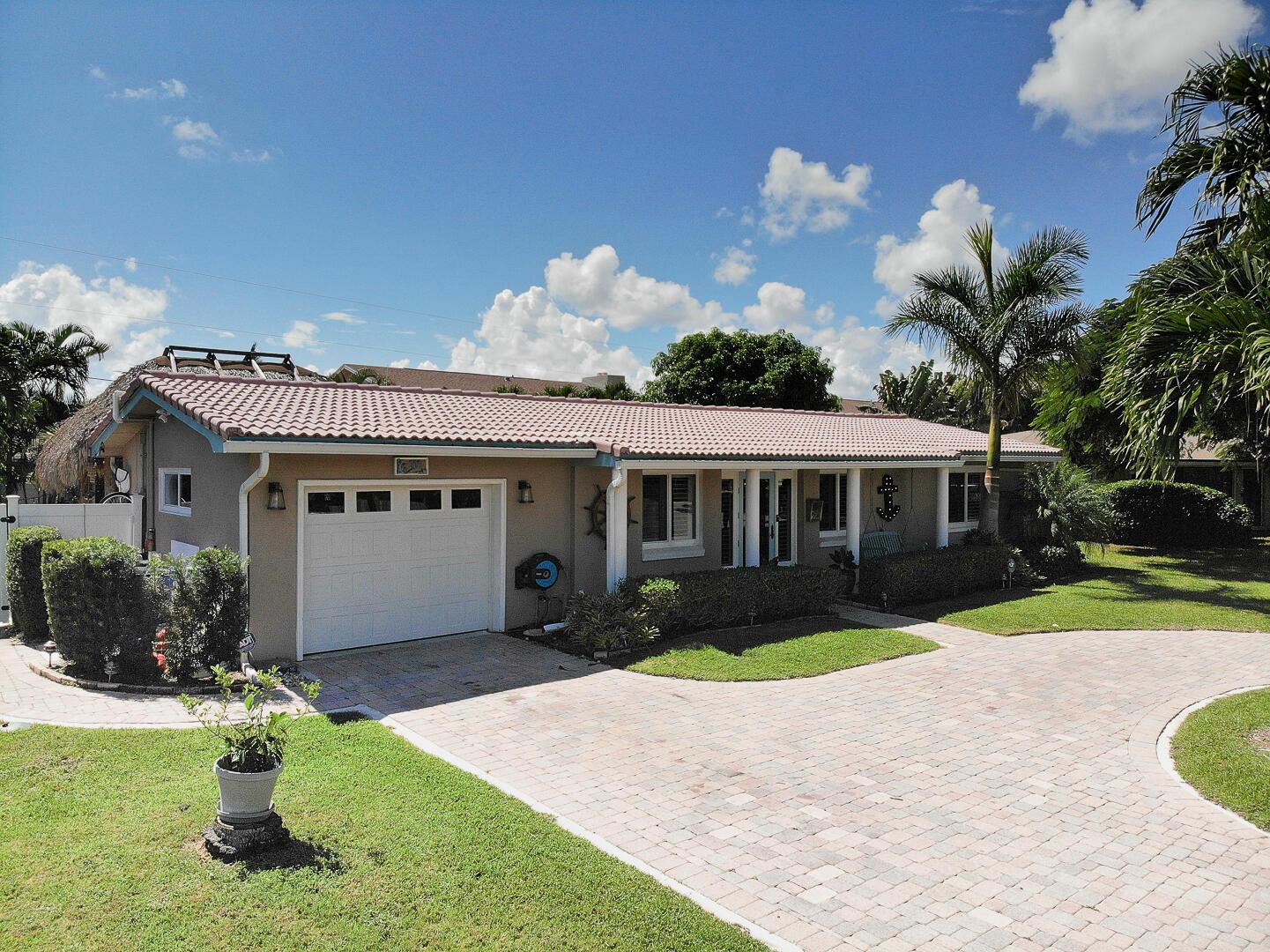 Home for sale in COVE 4TH SEC Deerfield Beach Florida