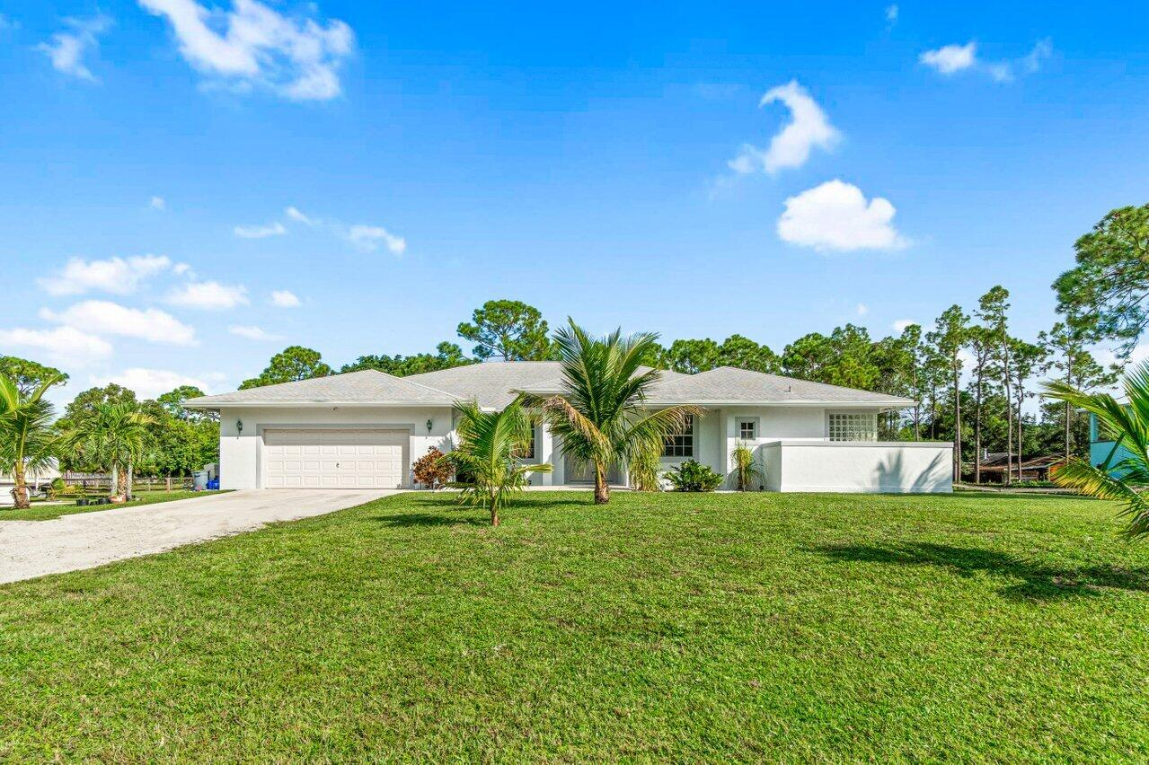 Home for sale in The Acerage The Acreage Florida