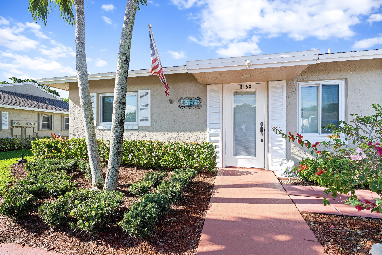 8758 Windrow Way A Boca Raton, FL 33496