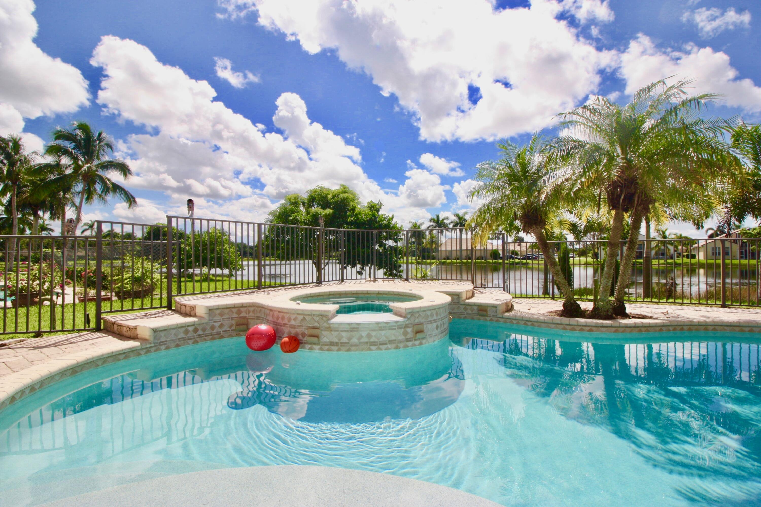 Your Family Will Love This Pool Area!