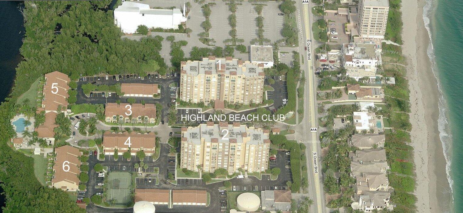 3606 S Ocean Boulevard 706 For Sale 10752588, FL